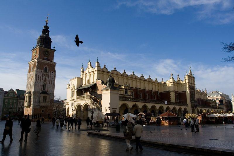 Krakow_market_square