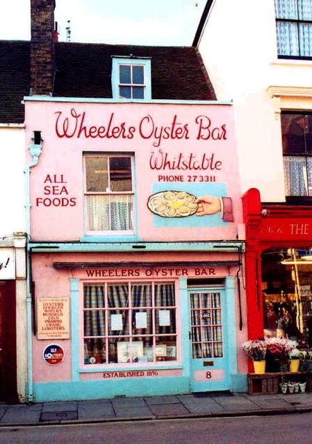 Kirsty Haggar - wheelers oyster bar Large Web view