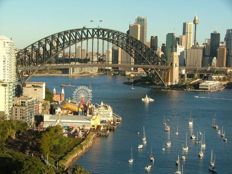 Sydney-day