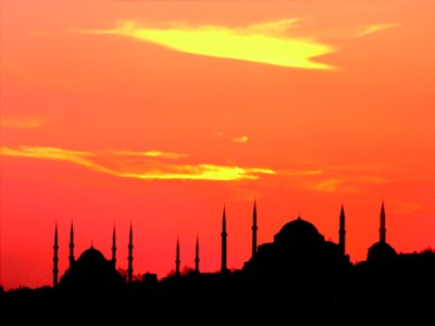 Istanbul_sunset_mosques