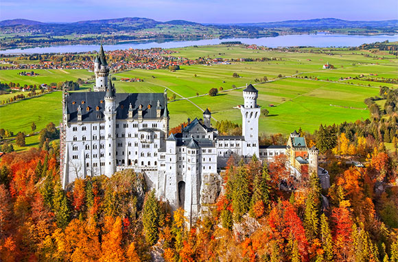 580x382_Neuschwanstein_Germany